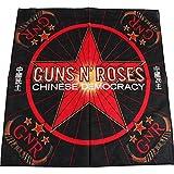 Guns N Roses Bandana Chinese Democracy In Black / Pink