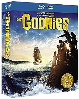 "Les Goonies - Edition collector DVD + Blu-ray [Édition Collector Ultime - Blu-ray + DVD + Jeu de société exclusif ""Les Goonies""] (B00DI3DPG2) | Amazon price tracker / tracking, Amazon price history charts, Amazon price watches, Amazon price drop alerts"