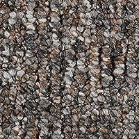 Gr/ö/ße: 1,5 x 2m verschiedene Gr/ö/ßen hell-braun Teppichboden Auslegware Schlinge gemustert 200 400 und 500 cm Breite Meterware 300