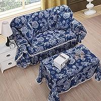 LY&HYL All-Season Tessile per la casa copertura completa copertura divano divano Mobili Protector Anti-skid , 3 , 215*200single seat