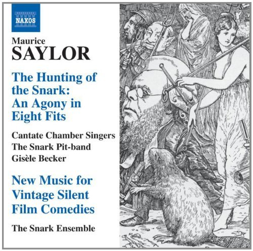 Saylor: The Hunting Of The Snark; An Agony In Eight Fits by Phil Carluzzo (2011-09-27) Armee Pit