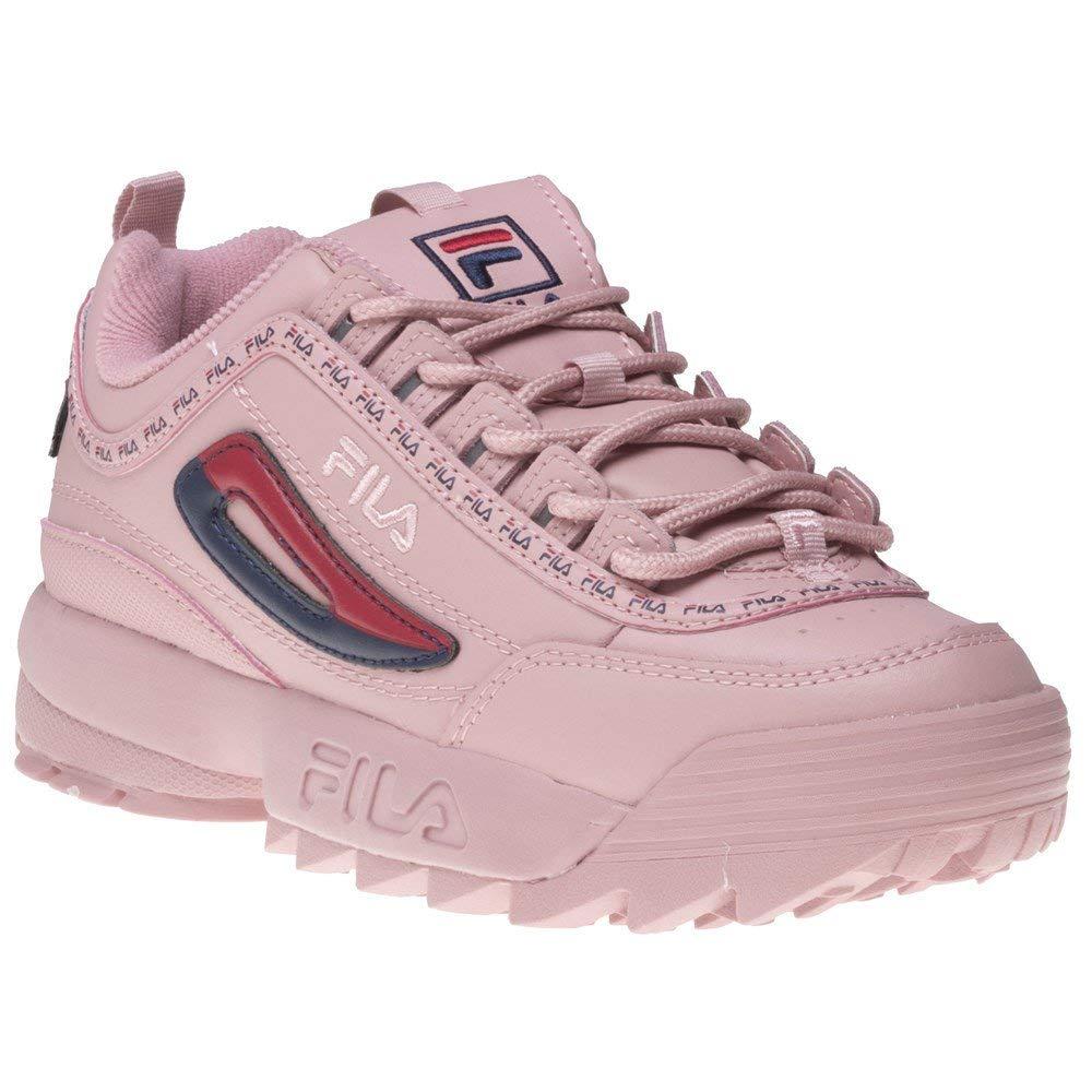 Fila Disruptor Ii Premium Damen Sneaker Pink