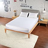 Premium Hypoallergenic Waterproof Mattress Protector Cover Pad Queen