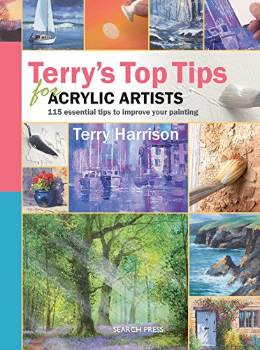 Terry's Top Tips for Acrylic Artists - Medium Terry
