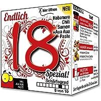 Endlich 18 SPEZIAL   Eine Tolle Geschenkidee Zum 18. Geburtstag   Ein  Witziges Und Originelles Geschenk Für Scharfe.