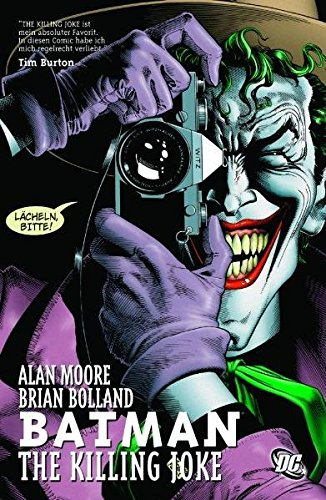 Batman: The Killing Joke Cover Image
