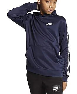 Nike Jungen Dry Academy18 Football Hoodie Sweatshirt: Amazon