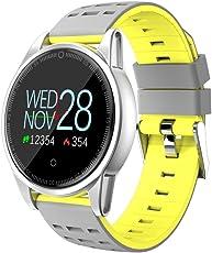 beautyjourney Cardiofrequenzimetro da Polso con fitness activity tracker per iOS Android