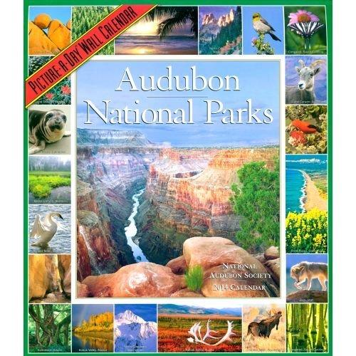 2014 Calendars Audubon National Parks 2014 Picture-A-Day Wall Calendar