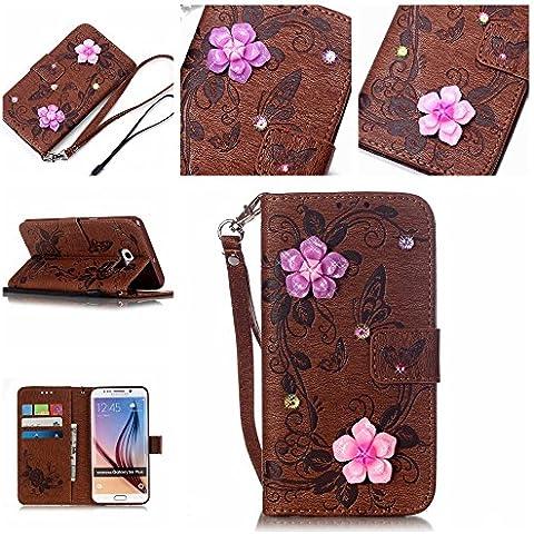 Custodia Galaxy S7 Edge Smartphone,Cozy Hut Per
