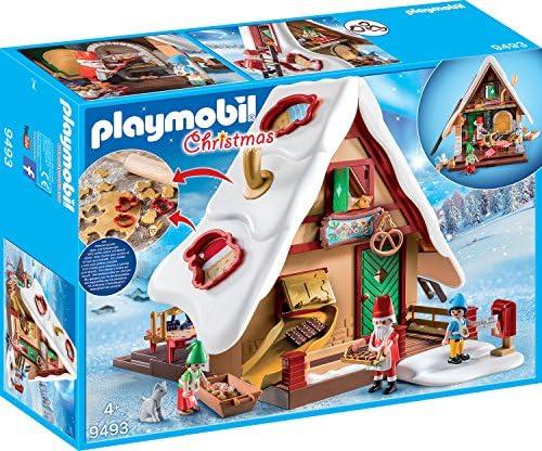 Playmobil Atelier Atelier Atelier de Biscuit du Père Noël avec moules,  s Unisexes, 9493 | En Ligne  3564fd