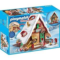 Playmobil 9493juguete de Navidad de pastelería con galletas Formas, unisex de niños