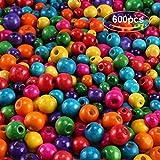 100 Perlen zum Basteln Rot 13 mm 4x25 Stk Bastelperlen Metall Deko 129034813