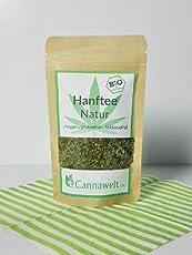 Cannawelt Bio Hanftee - Natur - DE-ÖKO-039
