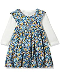 Mothercare Baby Girls' Dress (Pack of 2)