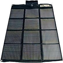 PF powerfilm Solar 20W fotovoltaico ripieghevole, Negro