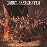 Terry Pratchett's Discworld Collectors' Edition Calendar 2018