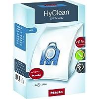Miele Original Zubehör GN HyClean 3D Staubbeutel / filtert mehr als 99,9 prozent aller Feinstaubpartikel / 4 Staubbeutel…