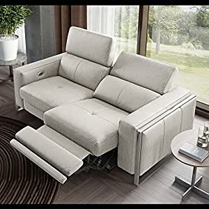 Stoff Sofa Sofagarnitur Relaxfunktion Relax Couch ...