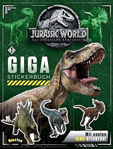 Shopping - Ratgeber 61kL87lmqQL Empfehlungen zum Kinostart Jurassic World - Das gefallene Königreich