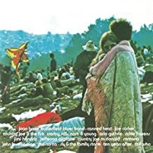 Woodstock (Doppel-CD, 21 Titel, Digitally Remastered, incl. I Had A Dream, Freedom, Drug Store Truck Drivin' Man, Joe Hill, Judy Blue Eyes, Sea Of Madness, Wooden Ships, We're Not Gonna Take It, Star Spangled Banner etc. )