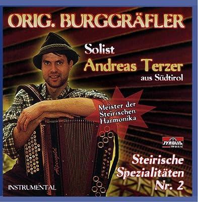 Steirische Spezialitäten Nr.2 (Steirische Harmonika - Instrumental)