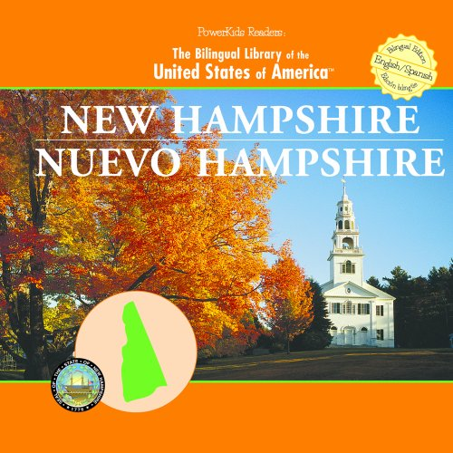 New Hampshire/ Nuevo Hampshire (The Bilingual Library of the United States of America) por Jennifer Way