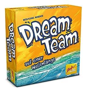 Zoch Dreamteam Niños y Adultos Party Board Game - Juego de Tablero (Party Board Game, Niños y Adultos, Niño/niña, 8 año(s), Alemán, 70 Pieza(s))