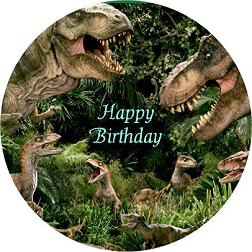 Tortenaufleger Dinosaurier 07