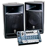 Best Yamaha PA Systems - Yamaha Stagepas-300 P.A. System Review