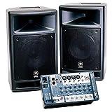 Yamaha STAGEPAS 300 Sistema Audio Compatto, Stereo