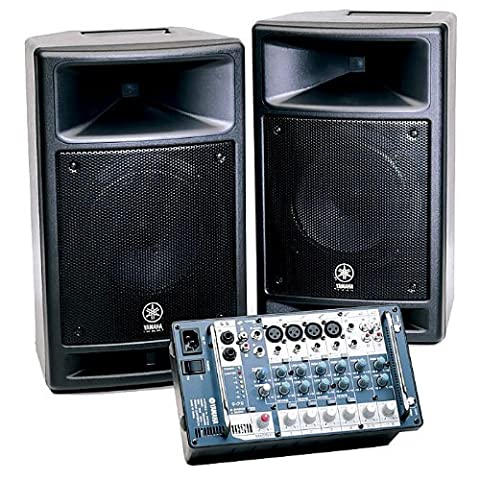 Yamaha Stagepas-300 P.A. System