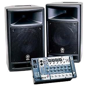 Yamaha Système de sonorisation compact Stagepas300