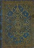 Equinoxe Azurblau - Notizbuch Midi Liniert - Paperblanks