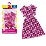 Barbie - Tendenza Moda per Vestiti per le Bambole Barbie - Abito con stampa lucida