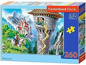 Castorland B-27453-1 Puzzle Puzzle - Rompecabezas (Puzzle Rompecabezas, Dibujos, Niños, Chica, 8 año(s), Interior)