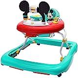 Bright Starts, Disney Baby, Micky Maus Lauflernhilfe mit abnehmbarer Spielstation, Musik, stabilem Rahmen, rutschfesten…