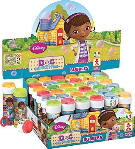isney Charakters Seifen mit Puzzle Labyrinth Deckel - Packung zu 12 - Doc McStuffins ()