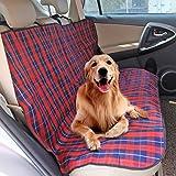 PAWZ Roaz Auto-Abdeckung Schondecke Autoschutzdecke Hintersitz Beschützer Sitzabdeckungg für Kinder Hunde und Katzen in 2 Farben erhältlich Rot