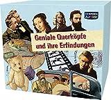 CD WISSEN Junior - Geniale Querköpfe und ihre Erfindungen, 6 CDs