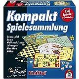 Schmidt Spiele 49188 - Kompakt-Spielesammlung