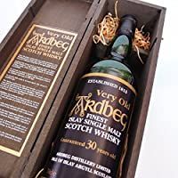 Ardbeg 30 years old Wooden Box 40% 70cl from ARDBEG
