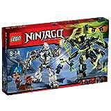 LEGO NINJAGO 70737 - Titanroboter gegen Mech-enstein