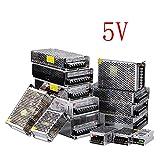 E Support Universal 5V 6A Schaltnetzteil Treiber für LED Streifen Trafo Transformator Adapter