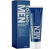 Amazon-Merk: Solimo Men Ontharingscrème, 80ml