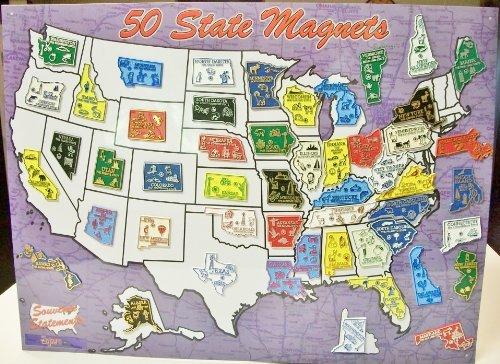 line Magnets Plus Washington DC *Complete Set* by Saddle Mountain Souvenir ()