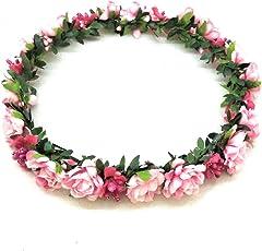 SMART CREATIONS Floral Tiara