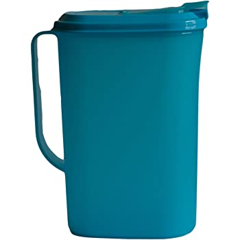 Nexxa Tupperware Ezy Cool Jug With 1 Baby Spoon- 2 Litres(Color May Vary)