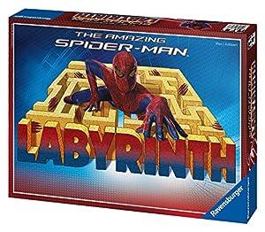Ravensburger - Juego de Estrategia Spiderman, 2 a 4 Jugadores (versión en alemán)