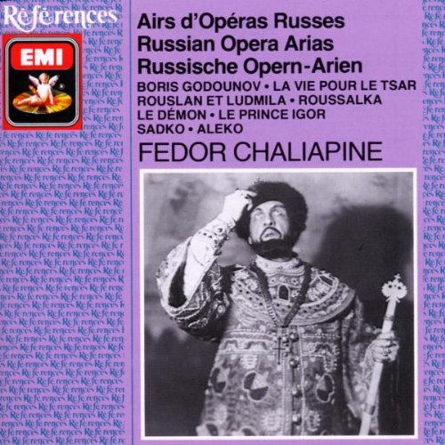Boris Airs Operas Russes [Import anglais]